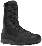 "Danner Men's 50120 Tachyon 8"" Black Boots (SKU: 50120)"