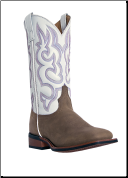 "Laredo Women's ""Mesquite"" Western Boots: Tan Distressed 5621 (SKU: 5621)"