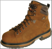 Rocky Men's Iron Clad Waterproof Lace To Toe Work Boots 5703
