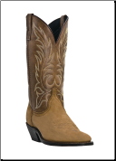 "Laredo Women's Western Boots ""Kelli"": Tan Distressed 5742 (SKU: 5742)"