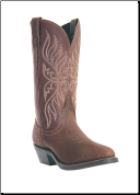 "Laredo Women's ""Kelli"" Western Boots: Copper Kettle 5752 (SKU: 5752)"