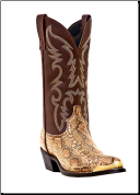 "Laredo Men's Western Boots ""Monty""- Golden Brown 68068 (SKU: 68068)"