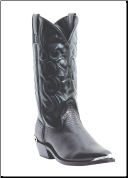 "Laredo Men's Western Boots ""Atlanta""- Black 68085 (SKU: 68085)"