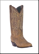 "Laredo Men's 12"" Distressed Round Toe Western Boot - Golden Condor 68375 (SKU: 68375)"