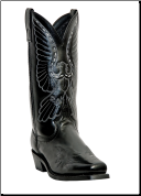 "Laredo Men's Western Boots ""Gainesville""- Black 6840 (SKU: 6840)"