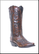 "Laredo Men's ""Hawk"" Western Boot: Burnished Gold 6862 (SKU: 6862)"
