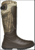 "LaCrosse Men's 716030 Aerohead 18"" Mossy Oak Infinity 3.5MM"