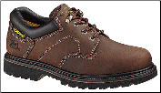 Caterpillar Men's Ridgemont Work Shoes – Dark Brown 73238