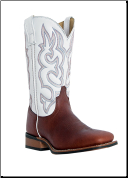 "Laredo Men's Western Boots ""Cinch""- Redwood 7891 (SKU: 7891)"