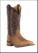 "Laredo Men's Western Boots ""Cinch""-Taupe 7898 (SKU: 7898)"