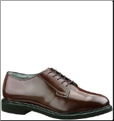 Bates Men's Lites Leather Oxford-Brown E00082 (SKU: E00082)