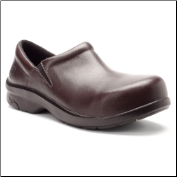 Timberland Pro Women's Newbury ESD Slip-On - Brown 85599