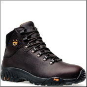 "Timberland PRO Men's 6"" TiTAN Trekker Safety Boots - Brown 85520"