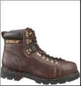 Caterpillar Men's Alaska FX Safety Boots – Brown 89370