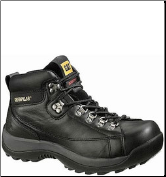 Caterpillar Men's Hydraulic Safety Boots – Black 89495