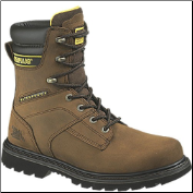 Caterpillar Men's Salvo Safety Boots - Brown 89785