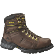 Caterpillar Men's Endure Safety Boots - Dark Brown 89858