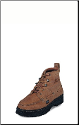 Justin Men's Casuals - Copper Grizzly Chukka - 995 (SKU: 995J)