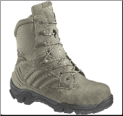 Bates E04276 Men's GX-8 Sage Composite Toe Side Zip Boot