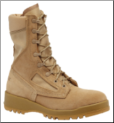 Belleville Mens Hot Weather Steel Toe Boots-Tan 300 DES ST (SKU: 300 DES ST)