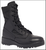 Belleville Mens Hot Weather Steel Toe Boots-Black 300 TROP ST (SKU: 300 TROP ST)