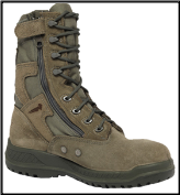 Belleville Mens Hot Weather Side-Zip Tactical Steel Toe 610Z ST (SKU: 610Z ST)