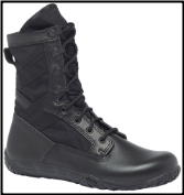 Belleville Men's Minimalist Training Boot - Black - TR102