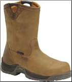 Carolina Men's Waterproof Composite Toe Ranch Wellington-Brown CA2520