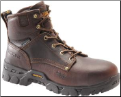 "Carolina Men's 6"" Waterproof Work Boot Composite Toe-Brown CA3511"