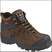"Carolina Women's 6"" Composite Toe 4x4 Hiker-Brown CA4513"