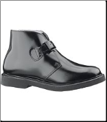 Bates Mens Lites Buckle Chukka Boot - Black E00083