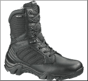 Bates Men's GX-8 GORE-TEX® Insulated Side Zip Boot-Black - E02488 (SKU: E02488)