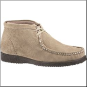 Hush Puppies Bridgeport Men's Chukka - Taupe Suede H14917 (SKU: H14917)