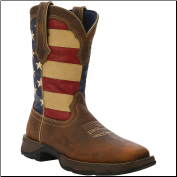 Durango Lady Rebel Patriotic Pull-On Western RD4414