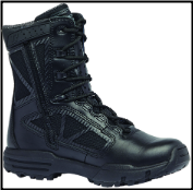 "Belleville Men's 8"" Waterproof Side Zip Boot - TR CHROME TR998ZWP"