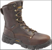 "Carolina Men's 8"" Waterproof Work Boot Composite Toe-Brown CA8511"