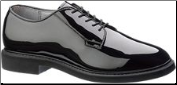 Bates Men's Lites High Gloss-Black - E00942 (SKU: E00942)