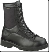 "Bates Men's 8"" Durashocks Gore-Tex Lace-to-Toe Boot-Black - E03135"