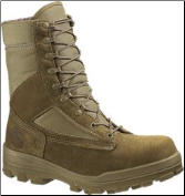 Bates Men's USMC DuraShocks Steel Toe Hot Weather-Tan - E40501