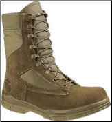 Bates Women's USMC Lightweight DuraShocks Boot-Tan - E57501