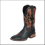 Ariat Men's Tombstone Western Boots - Black 10005873 (SKU: 10005873)