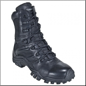 Bates Men's Delta-8 Side Zip Boot-Black - E02348