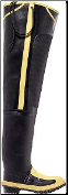 LaCrosse Men's Met Steel Toe Met Guard Hip Boots 24509099