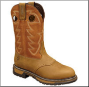 "Rocky Men's 11"" Branson Boot - Saddle Roper Aztec Crazy & Ochre 2775"
