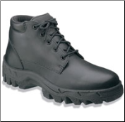 Rocky Men's TMC Plain Toe Chukka Uniform Boot - Black 5005