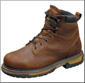 "Rocky Men's 6"" IronClad Steel Toe Waterproof Work Boots 6696"