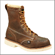 "Thorogood Men's 8"" Moc Toe Safety Toe 804-4378"