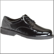 Thorogood Men's Poromerics Academy Oxford- Black 831-6031