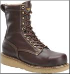 Carolina Men's 8'' Broad Toe Wedge Work Boots - Brown CA8049 (SKU: CA8049)