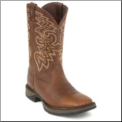 Durango Men's Rebel Dark Brown Pull-On Western Boot DB5434 (SKU: DB5434)